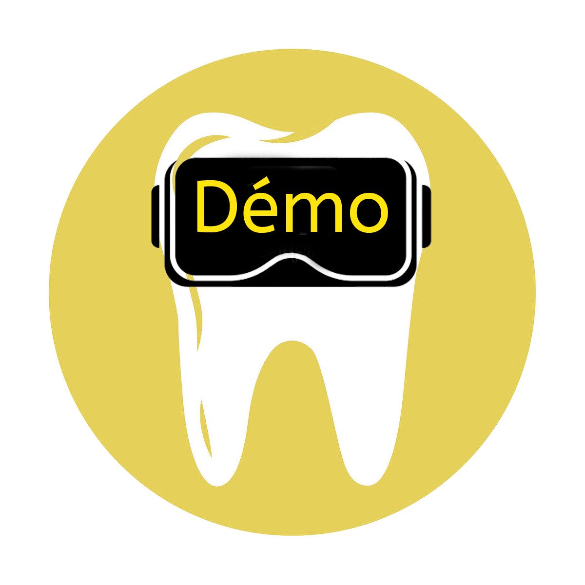 Modèles de démonstration de traitements dentaires