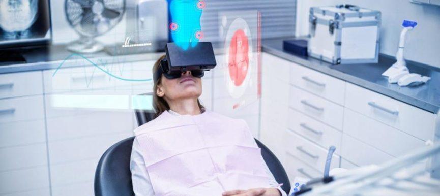 Démonstration de traitement dentaire en VR : les solutions proposées par Tooty VR