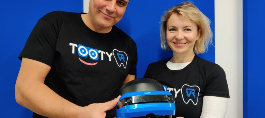 TootyVR lance sa campagne de financement participatif avec Monaco Crowdfunding