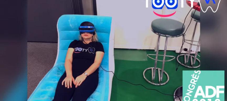 #ADF2019 retrospective TootyVR, la Réalité Virtuelle au cabinet dentaire