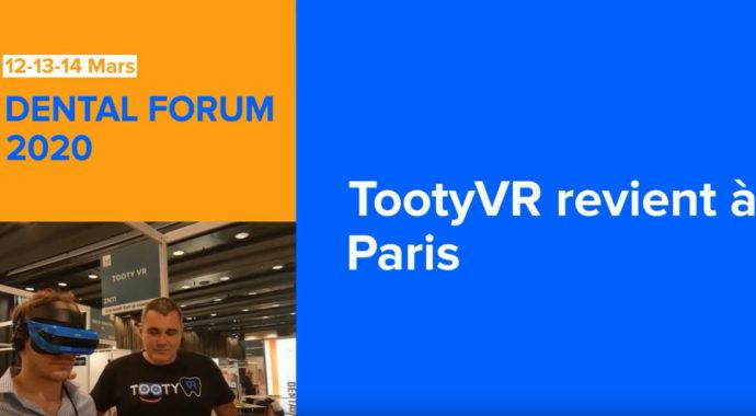 TootyVR revient à Paris