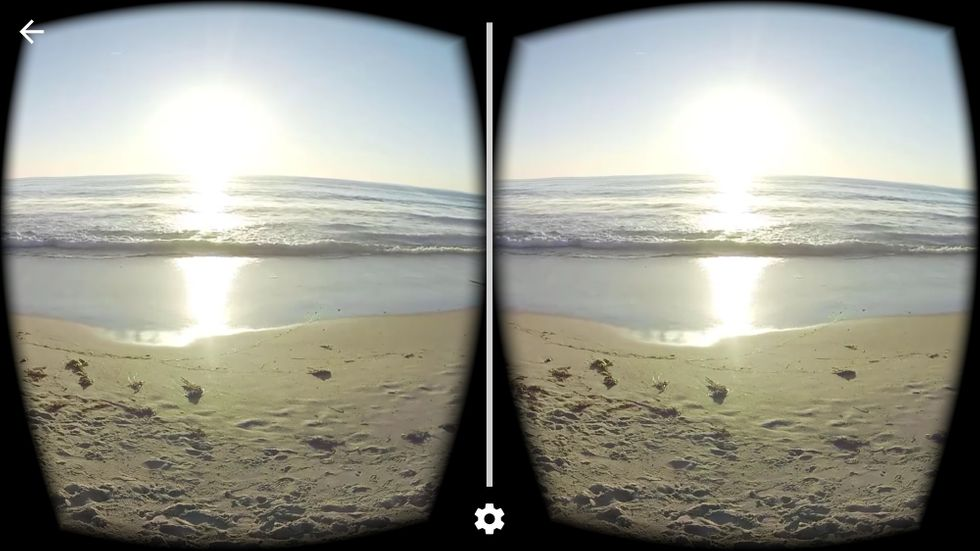 Capsules de déconfinement VR : comment accéder à la Playlist avec un casque pour Smartphone ?