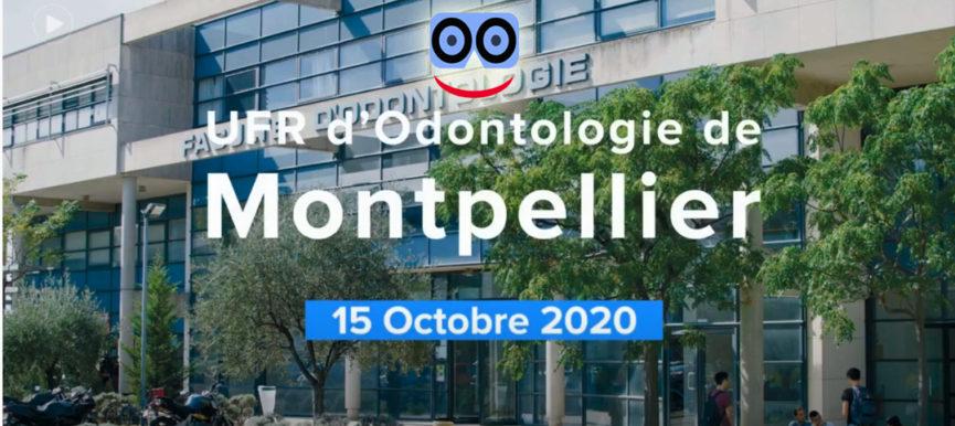 TootyVR présenté à l'Université de Montpellier