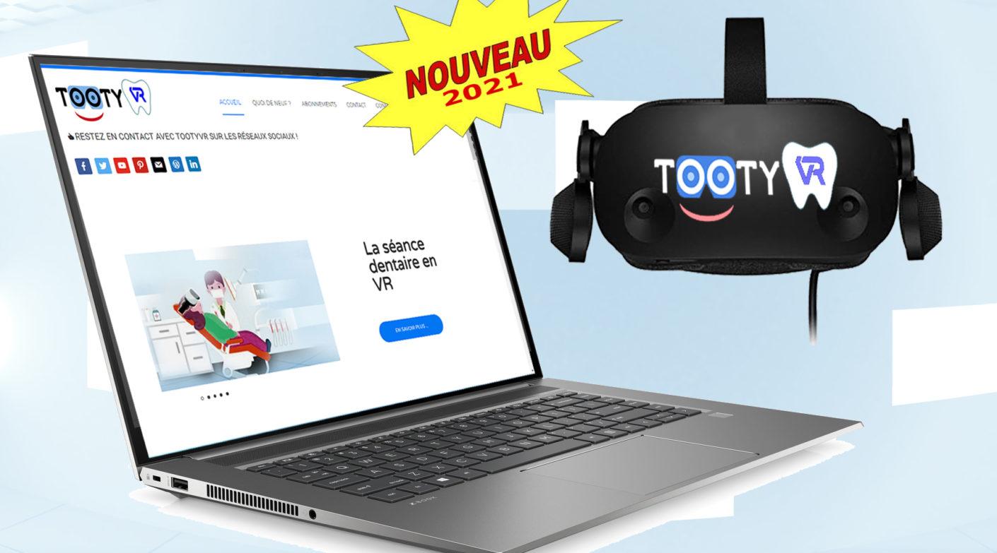Nouveauté 2021 : commandez en ligne l'ordinateur et le casque VR !